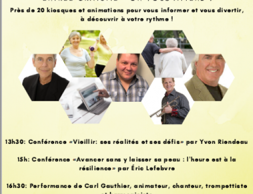 Carrefour 50 ans et plus